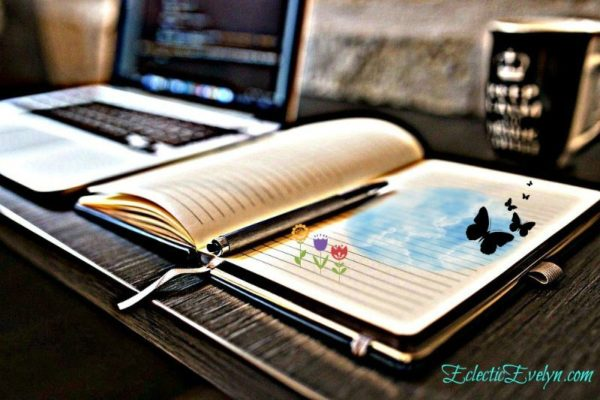 Pen and Paper EclecticEvelyn.com