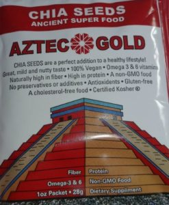 Aztec Gold Chia Mexico EclecticEvelyn.com