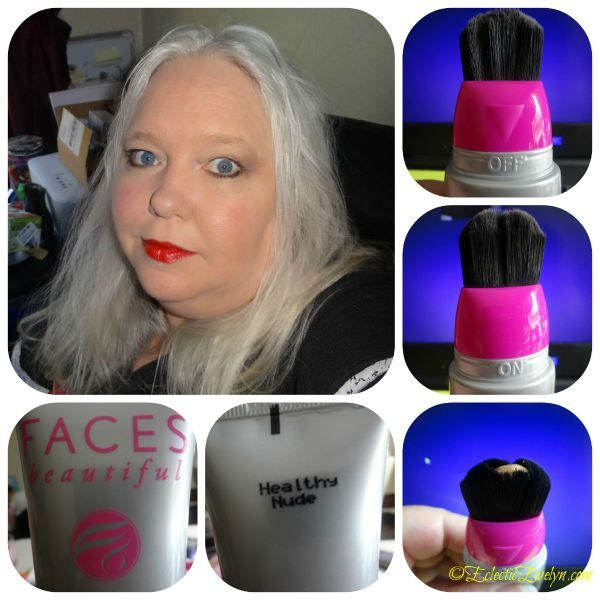 Faces BeautifulLiquid Mineral Makeup Review EclecticEvelyn.com
