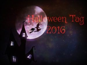 Halloween Tag 2016 EclecticEvelyn.com