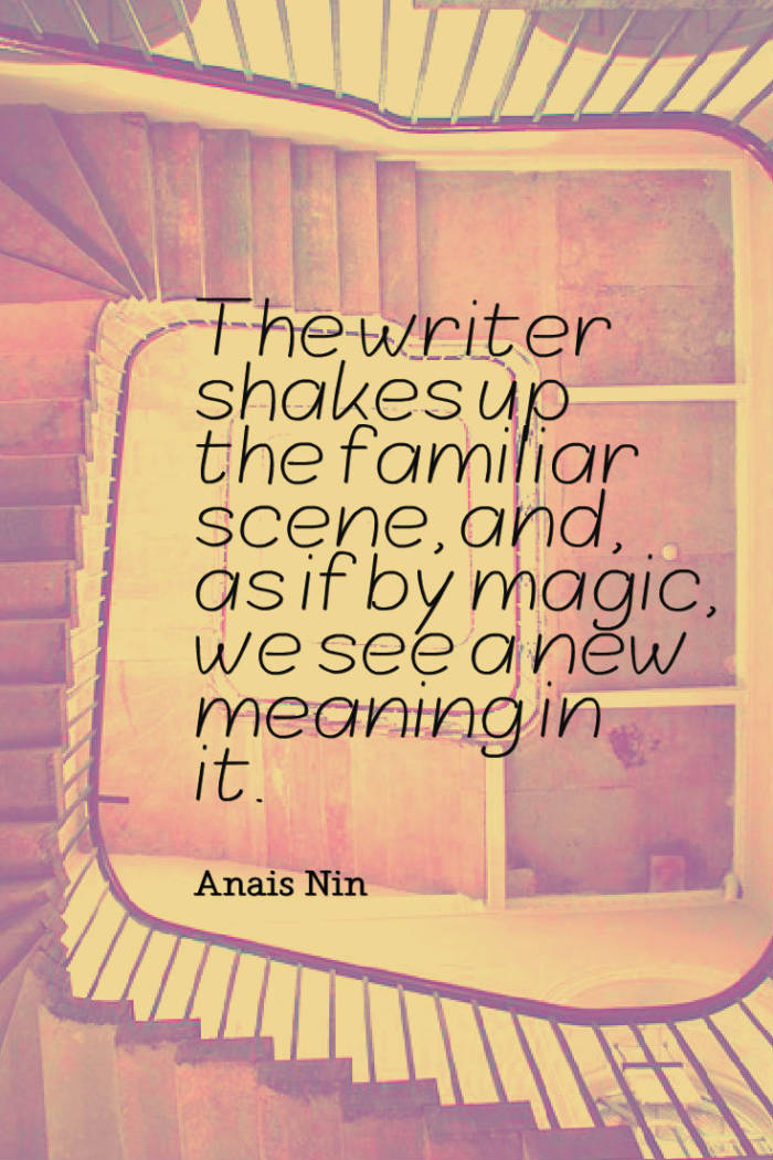 Anais Nin Women Writers Writing EclecticEvelyn.com