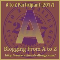 A #AtoZChallenge EclecticEvelyn.com