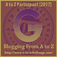 G #AtoZChallenge EclecticEvelyn.com