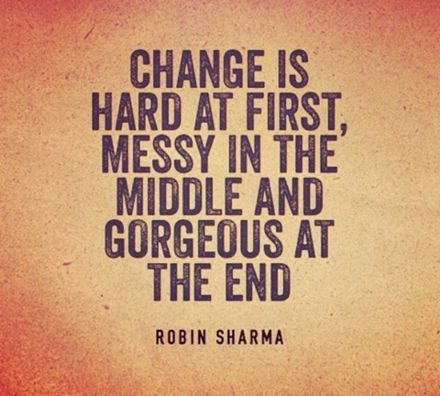 Pinnable Quotes on Change #WednesdayWisdom EclecticEvelyn.com