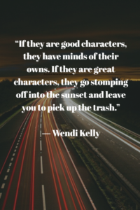 Character Quotes by Writers EclecticEvelyn.com