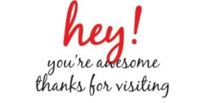 Thanks for visiting EclecticEvelyn.com