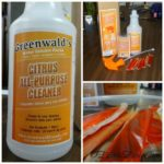 Review – Greenwald's All Purpose Cleaner Kit #CitrusCleaner