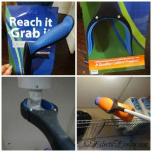 Reach It Grab It Review EclecticEvelyn.com