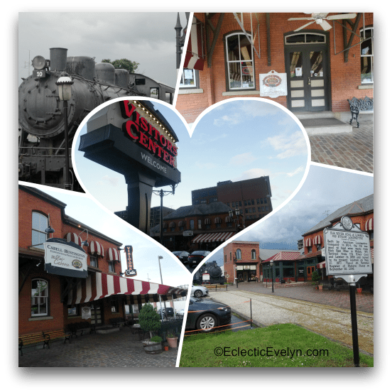 Heritage Station Huntington WV EclecticEvelyn.com