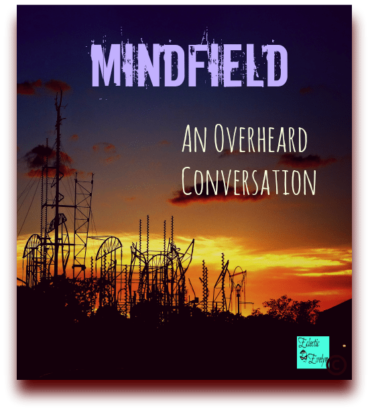 MIndfield An Overheard Conversation EclecticEvelyn.com