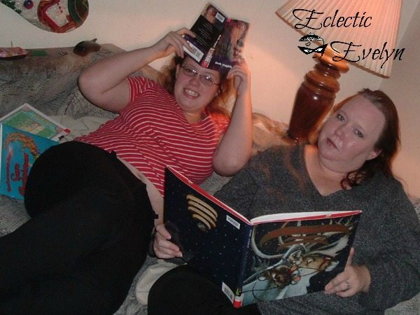 Reading is a Family Tradition EclecticEvelyn.com