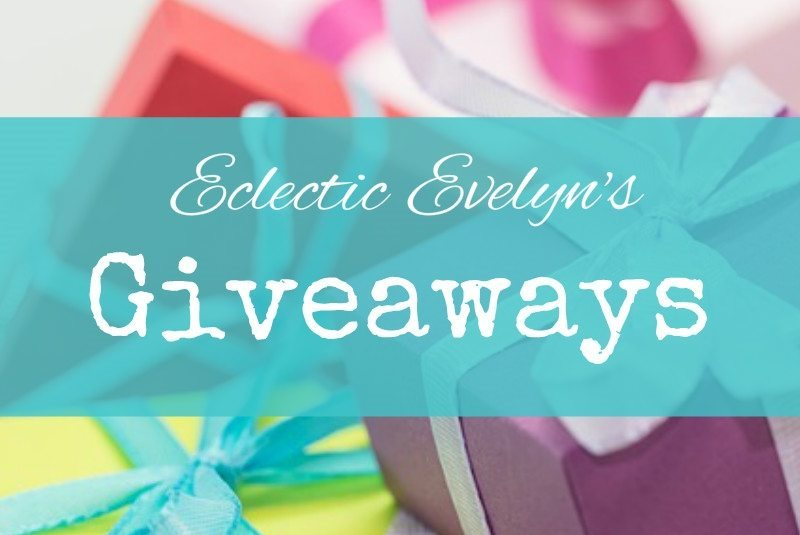 giveaways at EclecticEvelyn.com