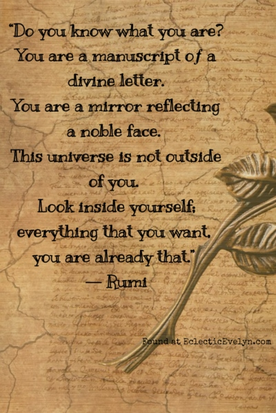 Rumi Quotes Beauteous 48 Pinable Rumi Quotes