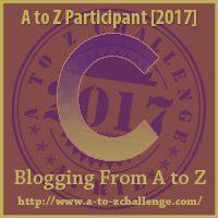 C #AtoZChallenge EclecticEvelyn.com