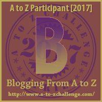B AtoZChallenge EclecticEvelyn.com