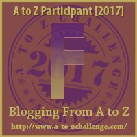 F #AtoZChallenge EclecticEvelyn.com