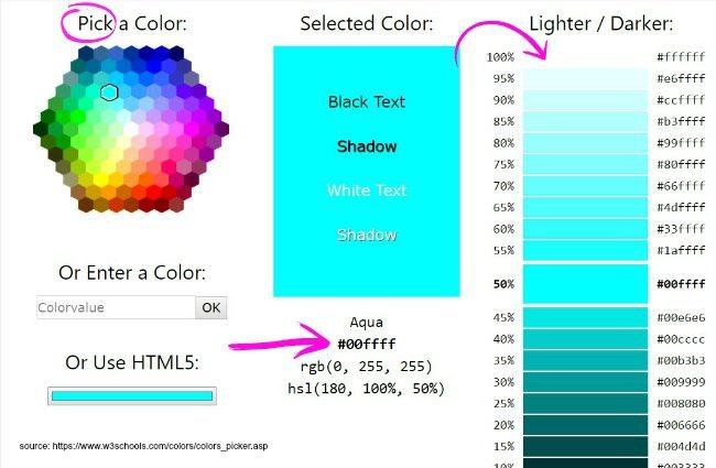 Blog Branding color EclecticEvelyn.com