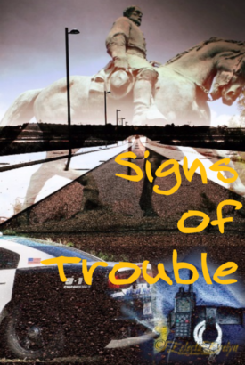Signs of Trouble #SoCS EclecticEvelyn.com