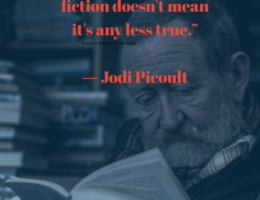 Quotes on Fiction by Writers EclecticEvelyn.com
