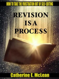 Revision is a Process EclecticEvelyn.com