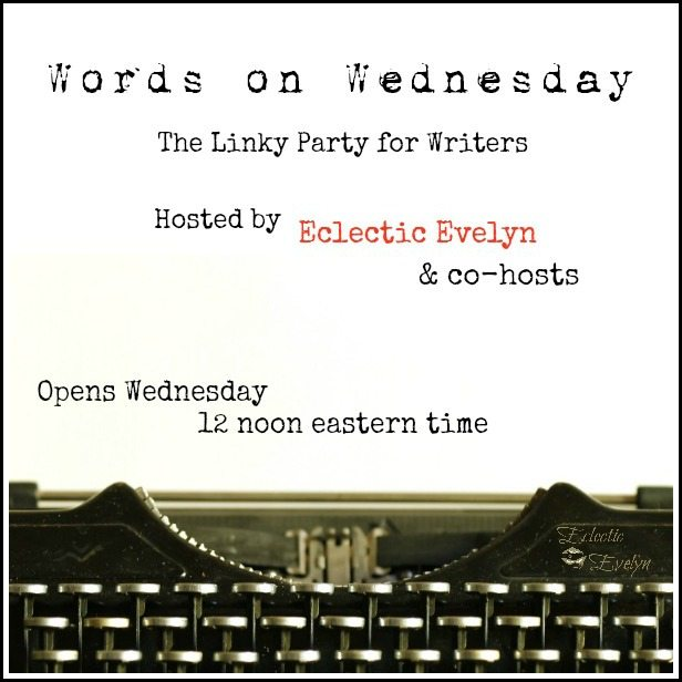 grab button for Words on Wednesday Linky