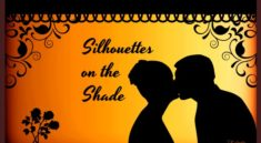 Silhouettes on the Shade EclecticEvelyn.com