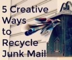 5 Creative Ways to Recycle Junk Mail