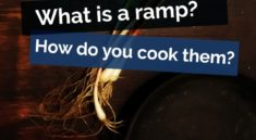 What is a Ramp and how do you cook them EclecticEvelyn.com