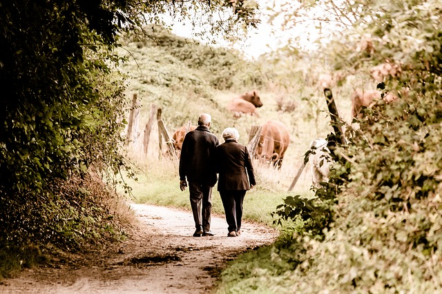 Caring for Aging Parents: The Hard Questions by Eclectic Evelyn
