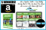 5 Winners! Venture Team Building Prize Pack + Amazon Gift Card! $400 TRV Giveaway! ENDS 8/3
